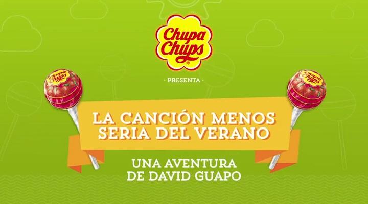 Chupa Chups David Guapo