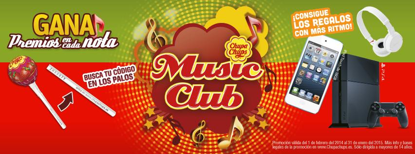 Chupa Chups Music Club