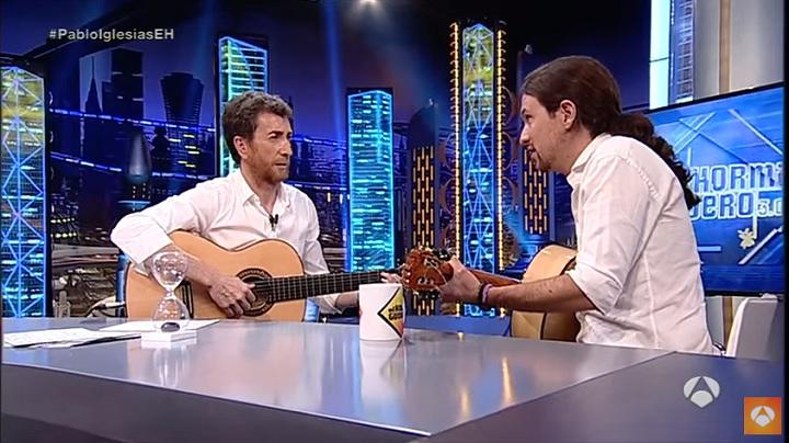 Pablo Iglesias El Hormiguero