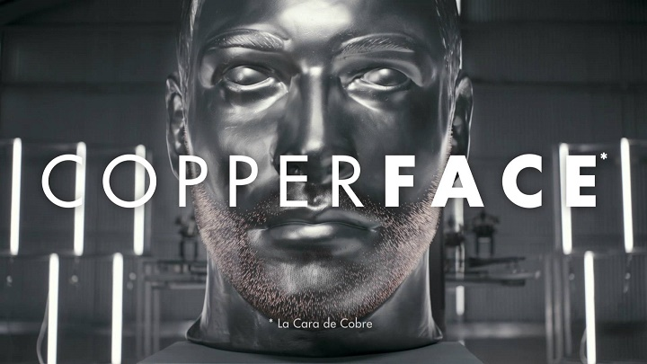 Copperface