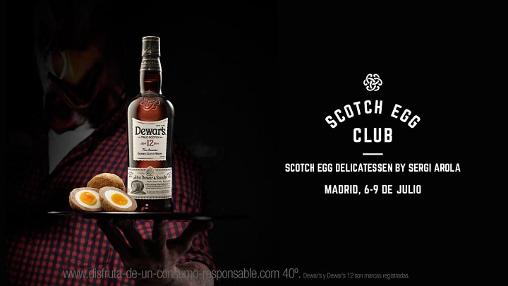 Scotch Egg Club Madrid